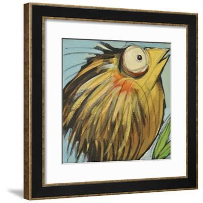 Feather Bird 25-Tim Nyberg-Framed Giclee Print