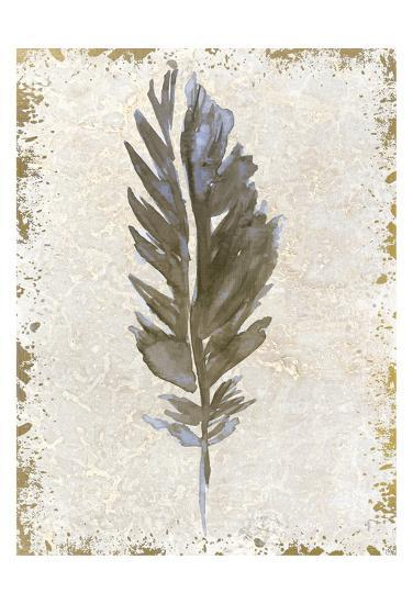 Feather Expression 1-Kimberly Allen-Art Print
