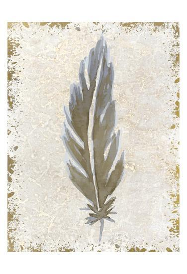Feather Expression 2-Kimberly Allen-Art Print