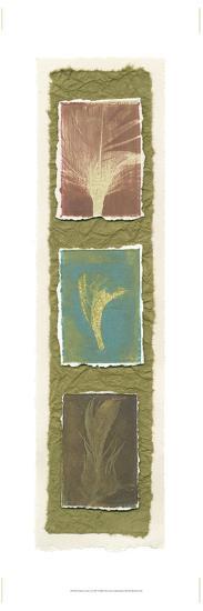 Feather Fossils I-Erica J^ Vess-Art Print