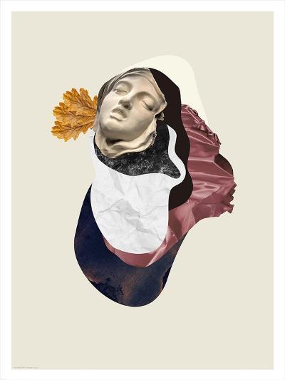 Feather light- Heaven on 3rd-Art Print