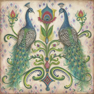Feathered Splendor II-Kate McRostie-Art Print
