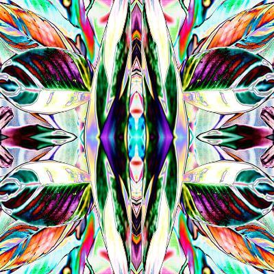 Featherleaf-Rose Anne Colavito-Art Print
