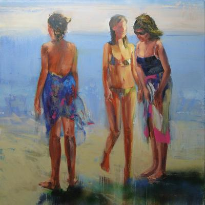 Featherskins, 2008-Daniel Clarke-Giclee Print