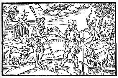 February, 1597--Giclee Print