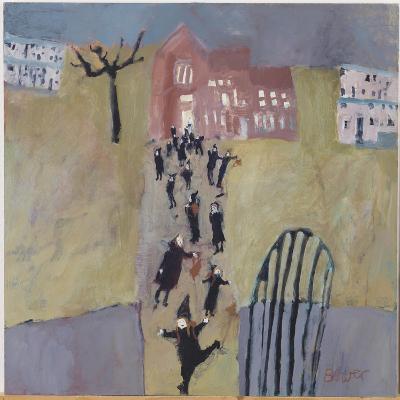 February 3pm, 2008-Susan Bower-Giclee Print