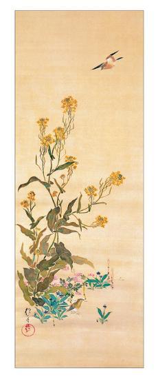 February-Sakai Hoitsu-Giclee Print