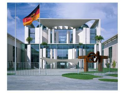 Federal Chancellery, Berlin--Art Print