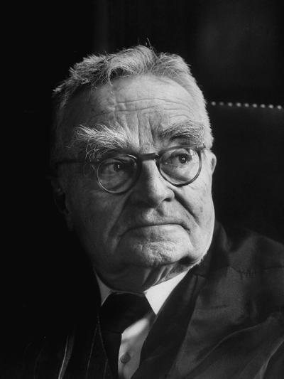 Federal Judge Learned Hand--Photographic Print