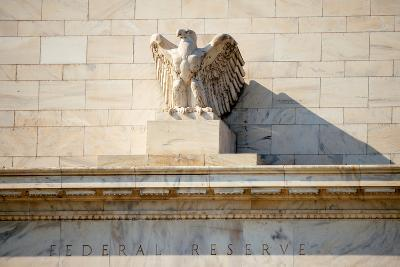 Federal Reserve Building-Tarch-Photographic Print