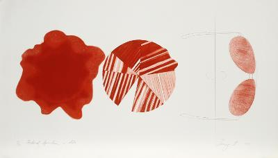 Federal Spending (2nd State)-James Rosenquist-Limited Edition