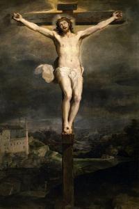 Christ on the Cross, 1604 by Federico Barocci