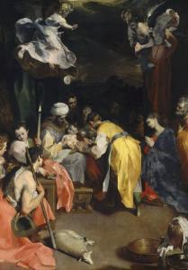 La Circoncision by Federico Barocci