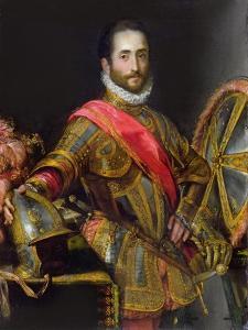 Portrait of Francesco II Della Rovere by Federico Barocci