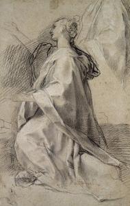 Saint Lucy by Federico Barocci