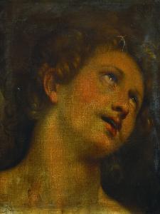 Saint Sebastian - a Modello by Federico Barocci