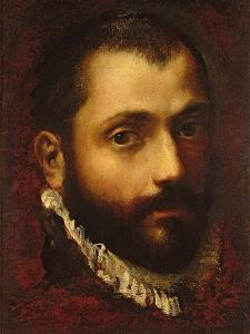 Self Portrait, 1570-75 by Federico Barocci