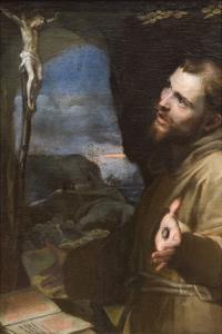 St. Francis by Federico Barocci