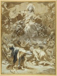 The Assumption of the Virgin by Federico Barocci