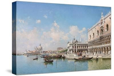 The Doge's Palace and Santa Maria Della Salute, 1896