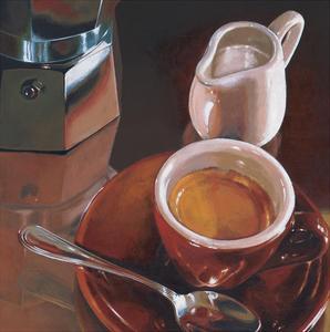 Caffe del Mattino by Federico Landi