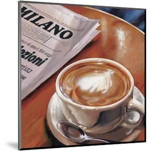 Cappuccino al Bar by Federico Landi
