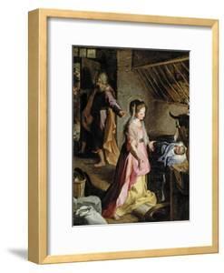 Nativity by Federigo Barocci