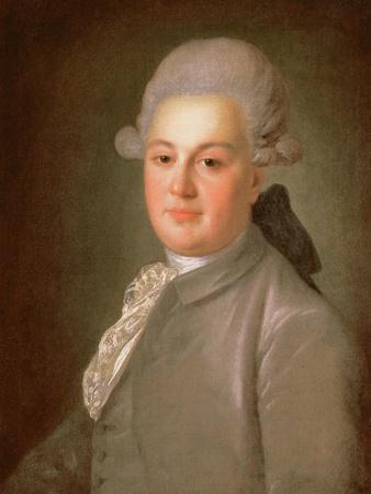 Portrait of Senator Count Artemy Vorontsov (1748-1813), after 1768