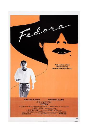 Fedora--Giclee Print