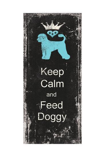 Feed Dog-Jo Moulton-Art Print