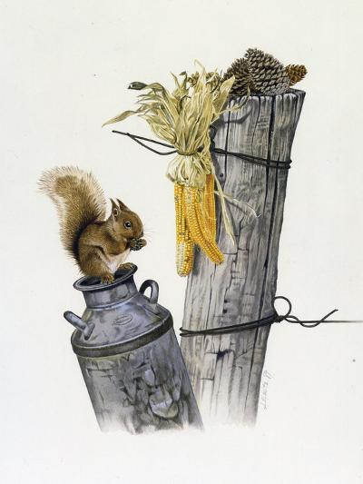Feeding Time-Joh Naito-Giclee Print