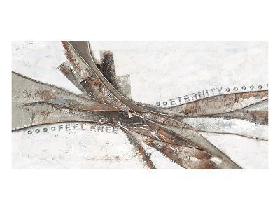 Feel Free - Eternity-Renate Holzner-Art Print