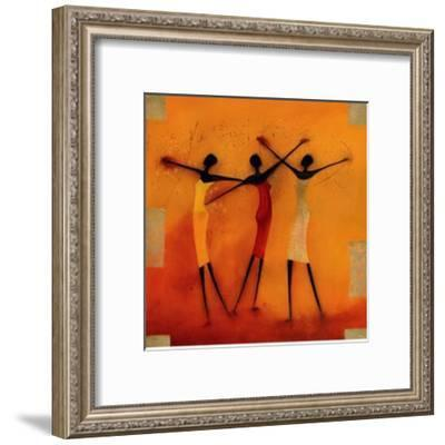 Feel Free I-Jan Eelse Noordhuis-Framed Art Print