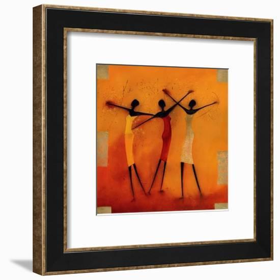 Feel Free I-Jan Eelse Noordhuis-Framed Art Print