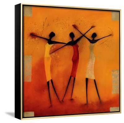 Feel Free I-Jan Eelse Noordhuis-Framed Canvas Print