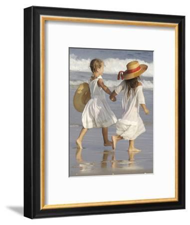 Feel Free-Betsy Cameron-Framed Art Print
