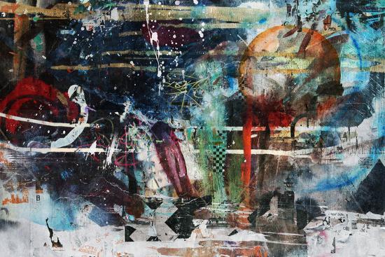 Feel Something-Alex Cherry-Art Print