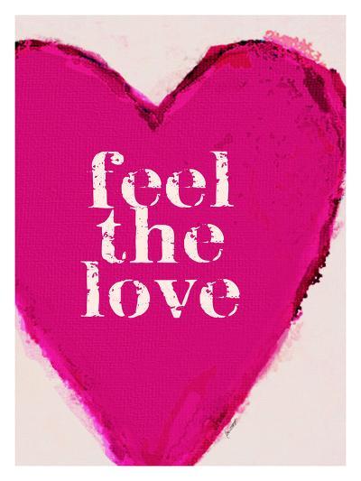 Feel The Love-Lisa Weedn-Giclee Print