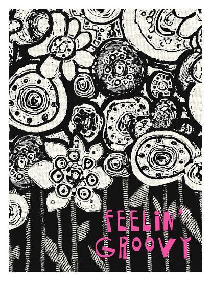 Feelin' Groovy-Lisa Weedn-Giclee Print