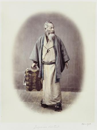 Dentist, 19th Century