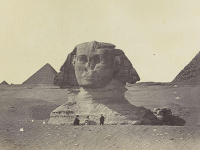 Egypte, le Sphinx