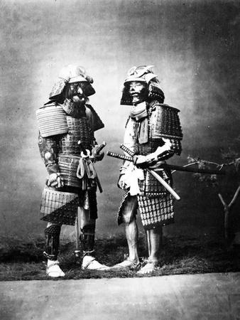 Samurai, C.1860-80