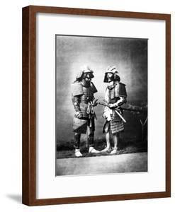 Samurai, C.1860-80 by Felice Beato
