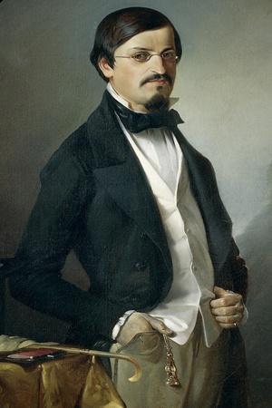 Portrait of Unknown, 1851