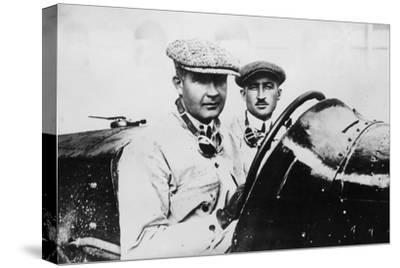 Felice Nazzaro in a 2000 Cc Fiat 804, 1922