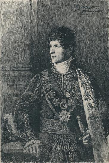 'Felice Pasquale Bacciocchi', c1805-1820, (1896)-Unknown-Giclee Print