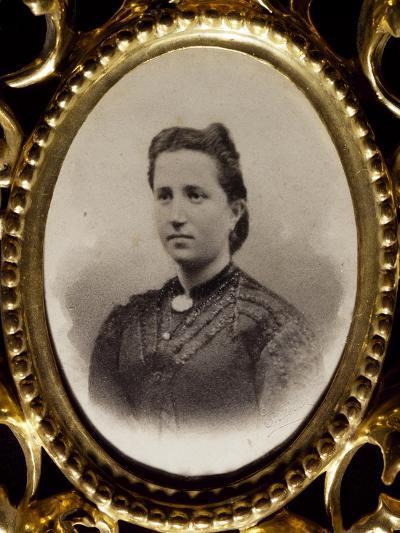 Felicia Grillo, Mother of Francesco Cilea--Giclee Print