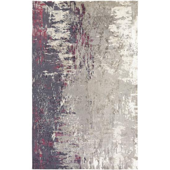 """Felicity Area Rug - Gray/Hot Pink 5' x 7'6""""--Home Accessories"""