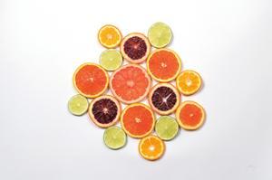 Sunny Citrus I by Felicity Bradley