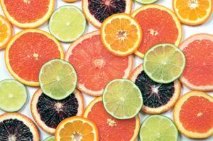 Sunny Citrus IV by Felicity Bradley